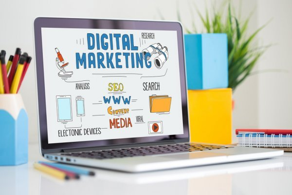 Improve Online Rank and Visibility Through Digital Marketing Services